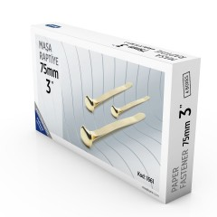 Mas Multıpack - Maşa Raptiye 75 Mm No:15 X 4