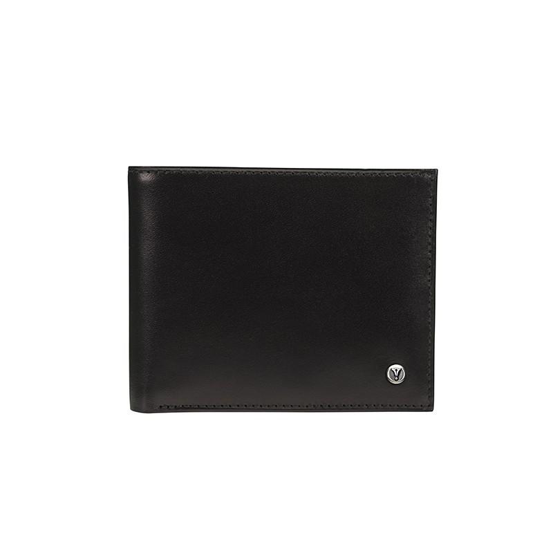 65ce9717e8932 Scrikss Dr 3106-1 Hakiki Soft Deri Klasik Cüzdan Siyah