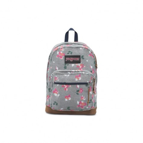 Jansport Right Pack Expressions Grey Flower ( Tzr60Wj )