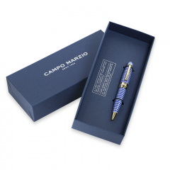 Campo Marzio Minny Spring Ballpoint Blue Jeans
