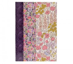 Liberty Of London A5 Tiny Poppytot - Layflat Notebook 01185