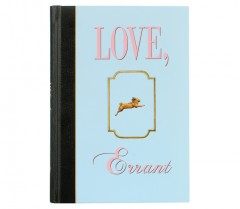 Architectural Watercolors A5 Love Errant - Hardbound Journal 01138
