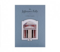 Architectural Watercolors Mr. Jefferson's Folly 01065