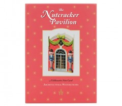 Architectural Watercolors Nutcracker - Boxed Note Cards 01136