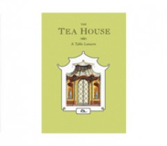 Architectural Watercolors The Tea House 01066