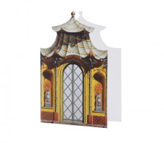 Architectural Watercolors The Tea House - Boxed Note Cards 01095