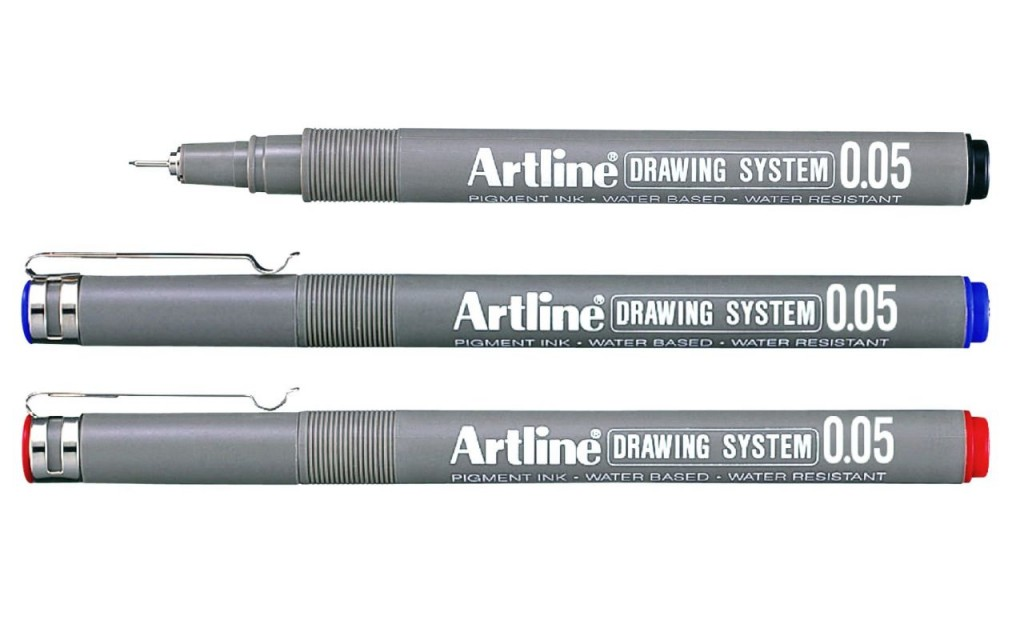 Artline 2305 Çizim Kalemi 0,05 Mm