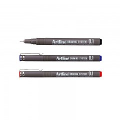 Artline 231 Çizim Kalemi 0,1 Mm