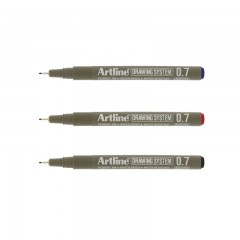 Artline 237 Çizim Kalemi 0,7 Mm