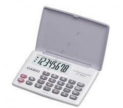 Casio Lc-160Lv-We Cep Hesap Makinesi
