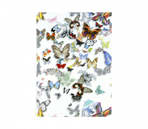 Christian Lacroix A4   Butterfly Parade - Hardbound Album 01103