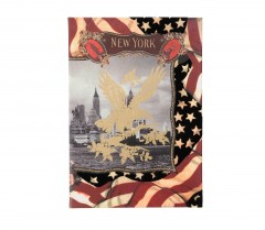 Christian Lacroix A5   New York - Layflat Notebook 01001