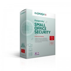 Kaspersky Small Off 1S+10K+ (10 Md) 3Yil