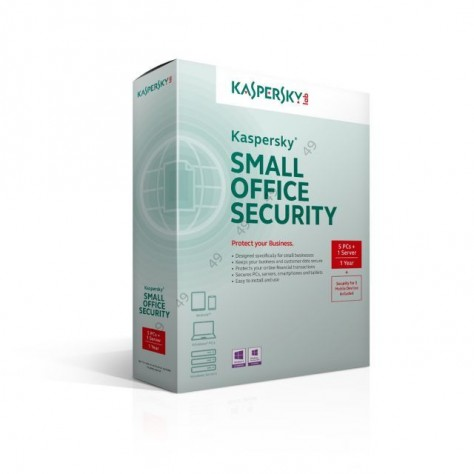 Kaspersky Small Off 2S+15K+(15Md) 3 Yil