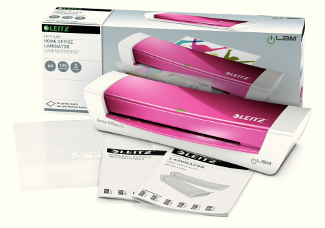 Leitz İlam Home Office A4 - Pembe