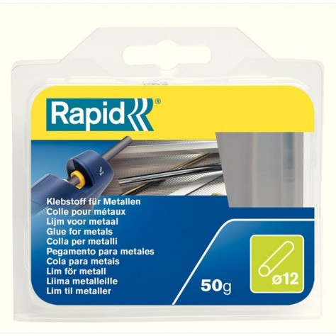 Rapid Silikon 12X94Mm Metal 50 Gram ( Gri )
