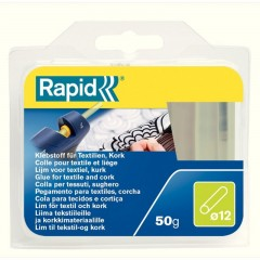 Rapid Silikon 12X94Mm Tekstil 50 Gram ( Sarı )