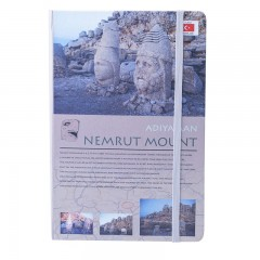 Scrikss Travel Around Turkey Nemrut A5 Defter