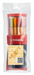 Stabilo Point 88 Rollerset 25 Renk